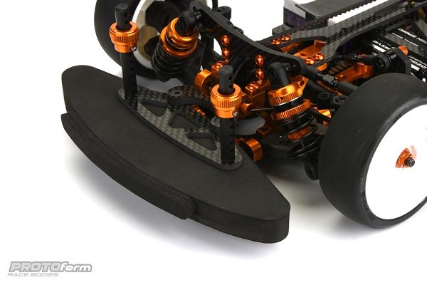 Protoform Body Support Foam Rc Car Action