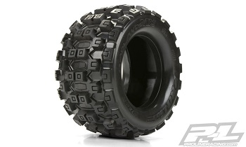 "Pro-Line Badlands MX28 2.8"" All Terrain Truck Tire [VIDEO]"