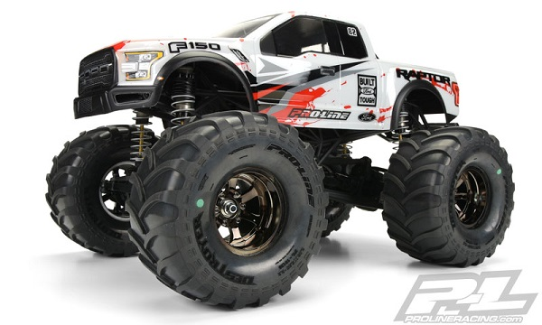 Pro-Line Destroyer 2.2 All Terrain Tires (5)