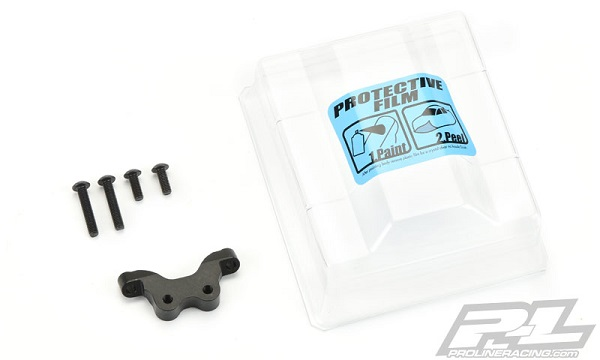 Pro-Line Front Wing And Aluminum Mount (7)