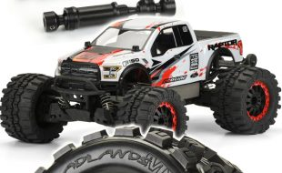 Here's All The New Pro-Line Stuff: Tires, Apparel, Bodies, More
