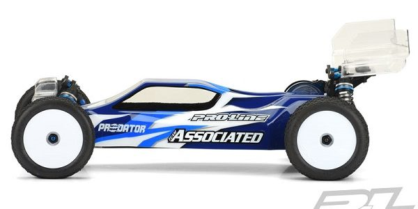 Pro-Line Predator Clear Body For The B6 & B6D