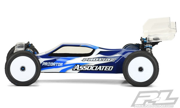 Pro-Line Predator Clear Body For The B6 & B6D (1)