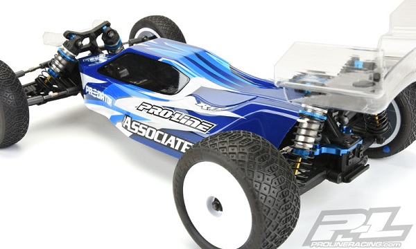 Pro-Line Predator Clear Body For The B6 & B6D (2)