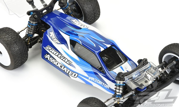 Pro-Line Predator Clear Body For The B6 & B6D (4)