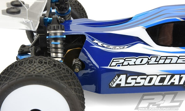 Pro-Line Predator Clear Body For The B6 & B6D (5)