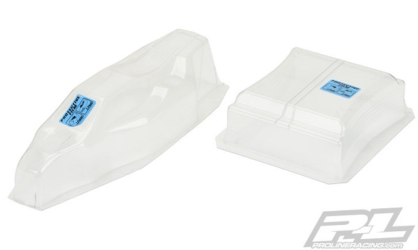 Pro-Line Predator Clear Body For The B6 & B6D (6)