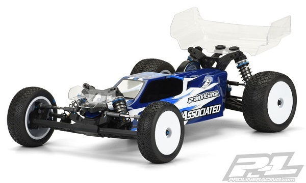 Pro-Line Predator Clear Body For The B6 & B6D (7)