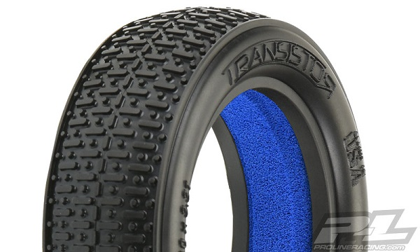 Pro-Line Transistor 2.2 2WD Buggy Front Tires (1)