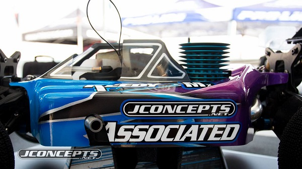 Product Debut JConcepts Strike 2 Body For the Team Associated RC8B3 (2)