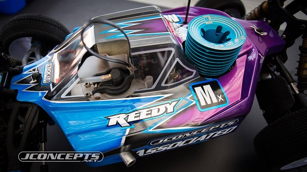 Product Debut JConcepts Strike 2 Body For the Team Associated RC8B3 (3)