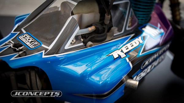Product Debut JConcepts Strike 2 Body For the Team Associated RC8B3 (4)