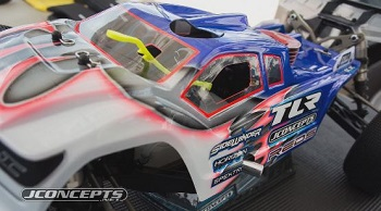 Product Debut: JConcepts TLR 8ight 4.0 Truggy Finnisher Body [VIDEO]