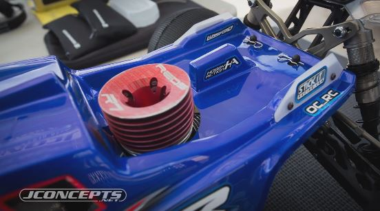 Product Debut JConcepts TLR 8ight 4.0 Truggy Finnisher Body (2)