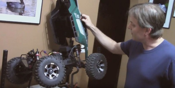RC Digs Brian's Builds