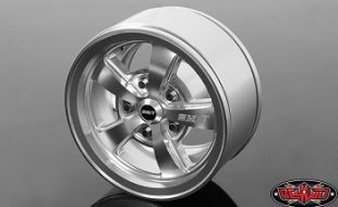 "RC4WD Mickey Thompson Street Comp SC-5 1.9"" Beadlock Wheels (Hyper Silver)"