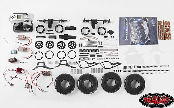 RC4WD RTR Bully II MOA Competition Crawler (5)