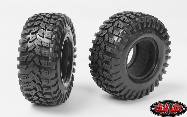RC4WD Scrambler Off-Road 1.9 Scale Tires (3)