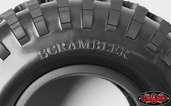 RC4WD Scrambler Off-Road 1.9 Scale Tires (4)