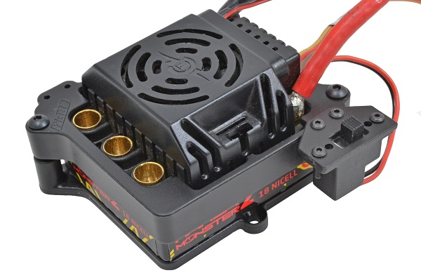 RPM ESC Cage For Castle And Traxxas ESCs (2)