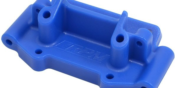 RPM Front Bulkhead For Traxxas 2wd 1/10 Vehicles