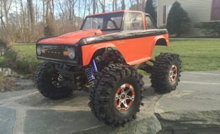 Traxxas Telluride Bronco [READER'S RIDE]