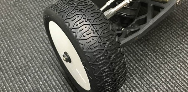 Teaser: Raw Speed 1/10 Buggy Tires