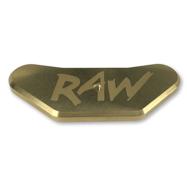 Raw Speed Mugen MBX7r 40g Brass Weight (1)