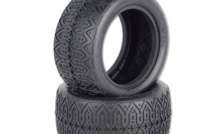 """Raw Speed """"Stage 2"""" 1/10 2wd Buggy Tires"""