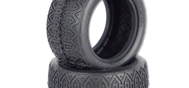 "Raw Speed ""Stage 2"" 1/10 2wd Buggy Tires"