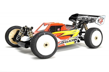 SWORKz S35-2E 1/8 Electric Buggy Kit