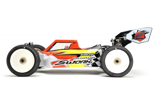 SWORKz S35-2E 1_8 Electric Buggy Kit (3)