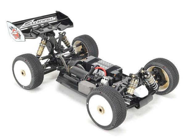 SWORKz S35-2E 1_8 Electric Buggy Kit (4)