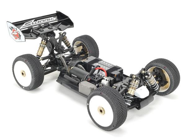 SWORKz S35-2E 1_8 Electric Buggy Kit (4)