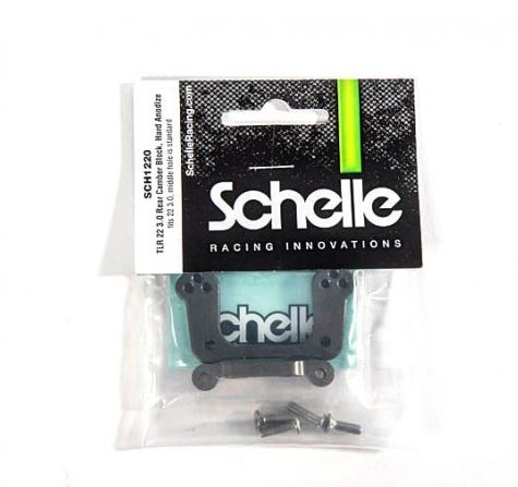 Schelle TLR 22 3.0 Rear Camber Block (3)