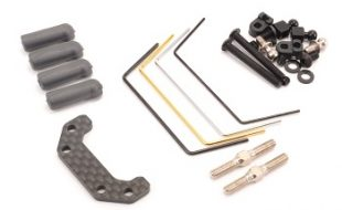 Schumacher Front Roll Bar Kit For The CAT K2 4wd Buggy