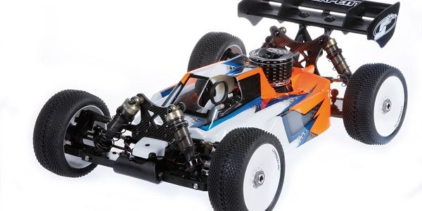 Serpent High Downforce Body For The Cobra SRX8 1/8 Nitro Buggy