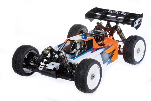 Serpent High Downforce Body For The Cobra SRX8 1_8 Nitro Buggy (1)