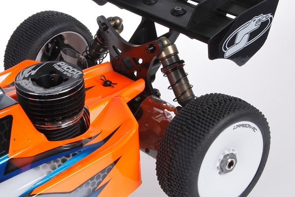 Serpent High Downforce Body For The Cobra SRX8 1_8 Nitro Buggy (4)