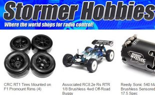 Stormer Hobbies Launches New, Improved Site