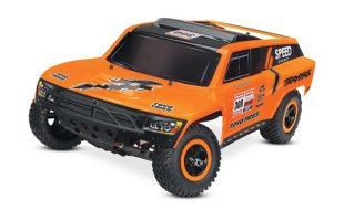 Traxxas RTR Robby Gordon Gordini Slash [VIDEO]
