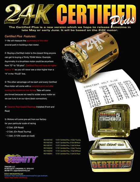Trinity 24K Certified Plus Brushless Motors (1)