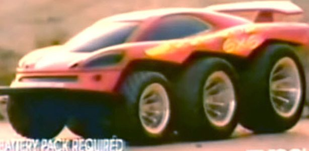 Time Warp: Vintage Tyco RC Commercials [VIDEO]