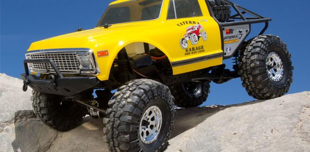 Vaterra Ascender 1972 Chevy K10 [VIDEO]