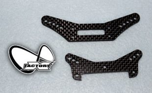 X Factory Infinity Carbon Fiber Shock Towers For The Hot Bodies D413