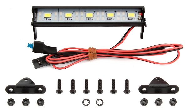 XP LED Aluminum Light Bars (3)