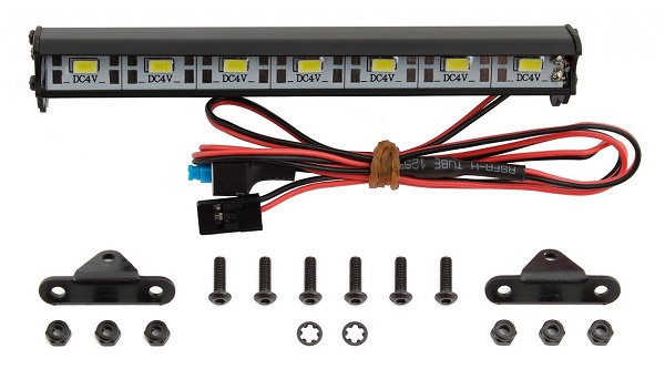 XP LED Aluminum Light Bars (4)