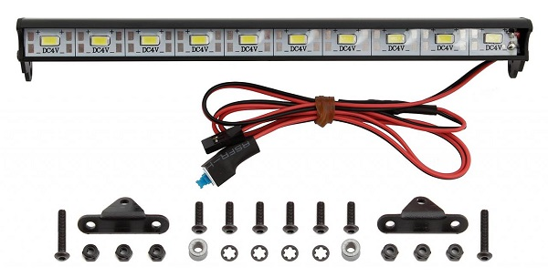 XP LED Aluminum Light Bars (5)