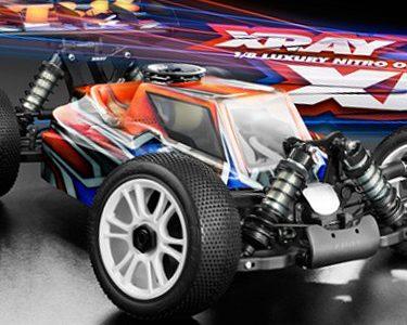 XRAY Announces 2016 XB8