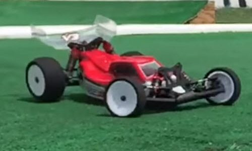 The Gift of Grab: AstroTurf Traction In Slow-Mo [VIDEO]